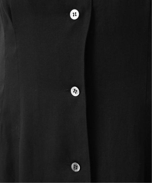 SLOBE IENA(スローブ イエナ)/サテン開襟フロントボタンワンピース◆/19040912717020_img11