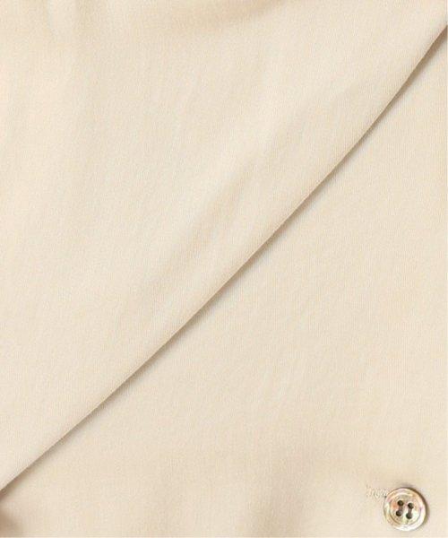 SLOBE IENA(スローブ イエナ)/サテン開襟フロントボタンワンピース◆/19040912717020_img15