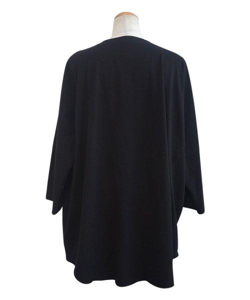 ANDJ(ANDJ(アンドジェイ))/ビッグシルエット変形Tシャツ /tt75x04276_img14