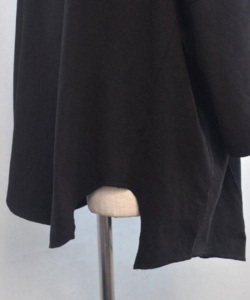 ANDJ(ANDJ(アンドジェイ))/ビッグシルエット変形Tシャツ /tt75x04276_img21