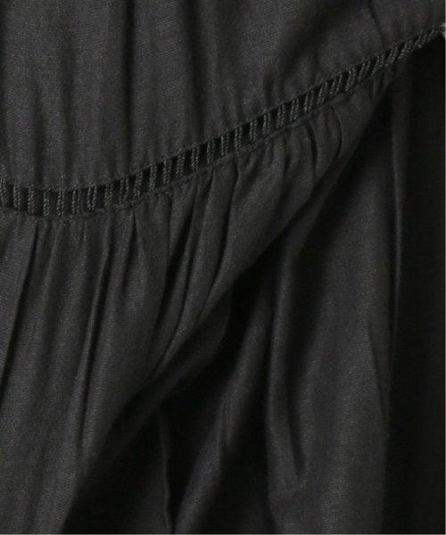 IENA(イエナ)/《予約》コットンボイルフレアスリーブワンピース◆/19040900900020_img18