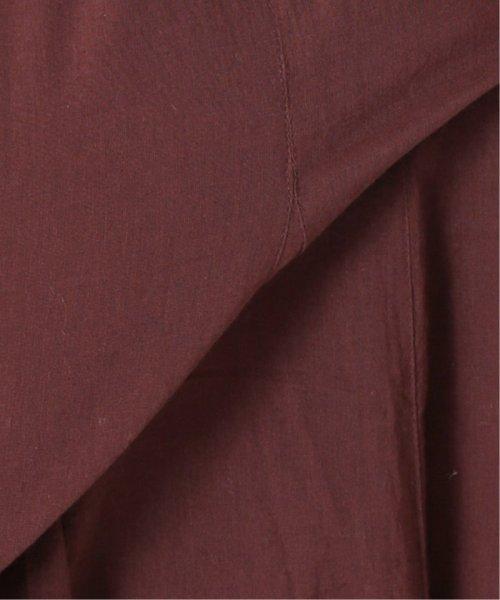 IENA(イエナ)/《予約》コットンボイルギャザーパネルスカート◆/19060900900020_img19