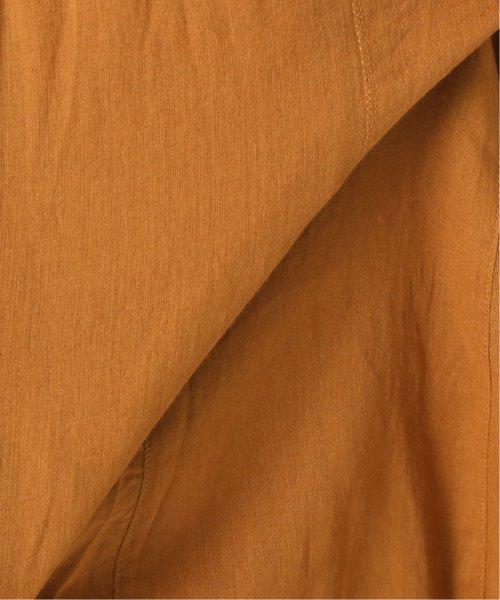 IENA(イエナ)/《予約》コットンボイルギャザーパネルスカート◆/19060900900020_img23