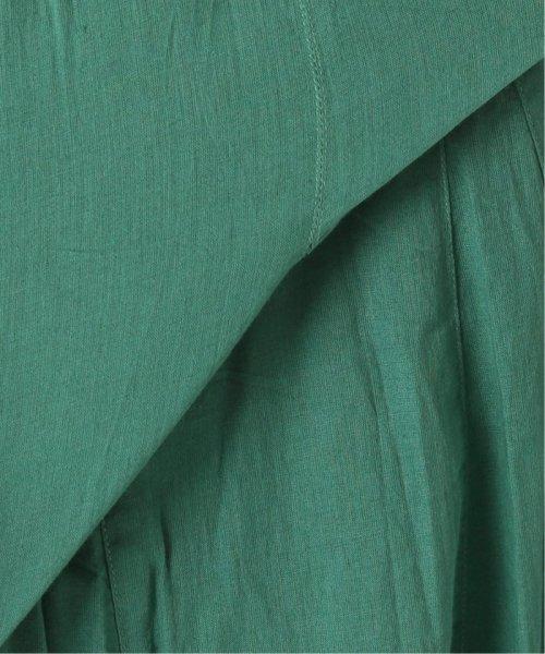 IENA(イエナ)/《予約》コットンボイルギャザーパネルスカート◆/19060900900020_img25