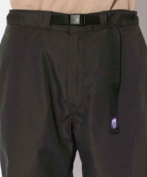 UNCUT BOUND(UNCUT BOUND)/THE NORTH FACE PURPLE LABEL(ザ・ノースフェイス パープルレーベル) 65/35 Washed Field Shorts/79619123-20_img03