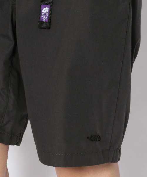 UNCUT BOUND(UNCUT BOUND)/THE NORTH FACE PURPLE LABEL(ザ・ノースフェイス パープルレーベル) 65/35 Washed Field Shorts/79619123-20_img09