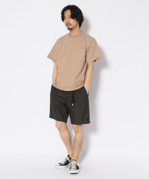 UNCUT BOUND(UNCUT BOUND)/THE NORTH FACE PURPLE LABEL(ザ・ノースフェイス パープルレーベル) 65/35 Washed Field Shorts/79619123-20_img10
