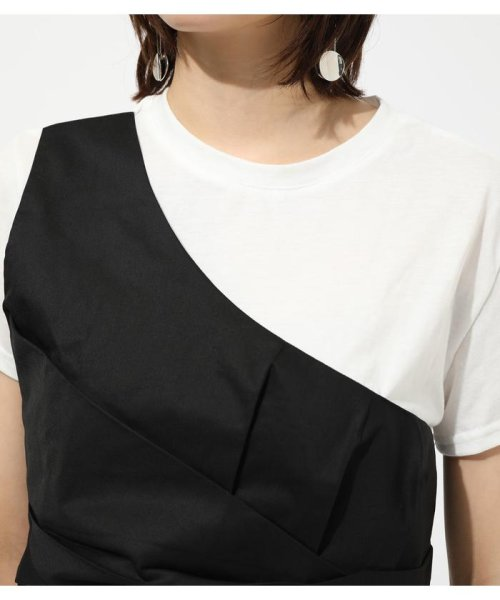 AZUL by moussy(アズールバイマウジー)/ONE SHOULDER BUSTIER TOPS/250CSM80-137D_img06