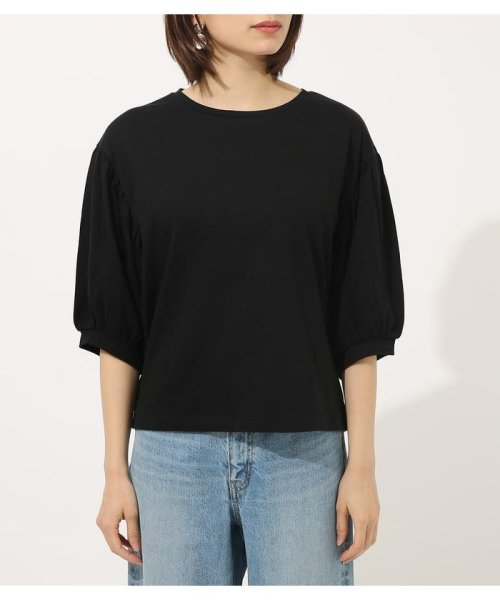 AZUL by moussy(アズールバイマウジー)/Volume sleeve cut top/250CSA80-464D_img11