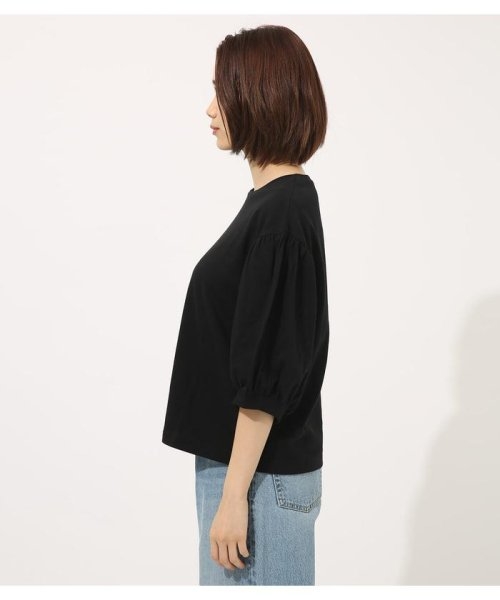 AZUL by moussy(アズールバイマウジー)/Volume sleeve cut top/250CSA80-464D_img12