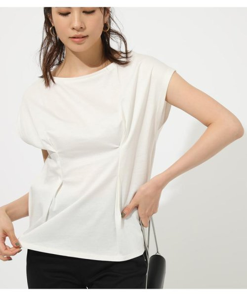 AZUL by moussy(アズールバイマウジー)/TUCK FRENCH TOPS/250CSJ80-719D_img01