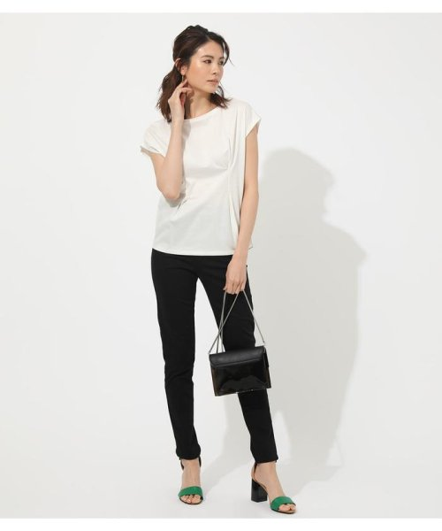 AZUL by moussy(アズールバイマウジー)/TUCK FRENCH TOPS/250CSJ80-719D_img02