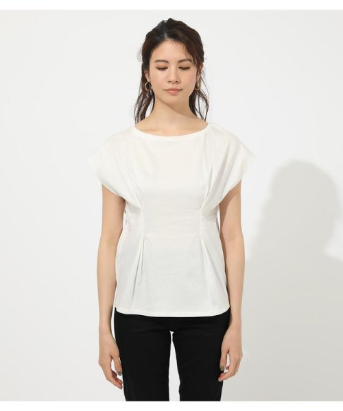 AZUL by moussy(アズールバイマウジー)/TUCK FRENCH TOPS/250CSJ80-719D_img03