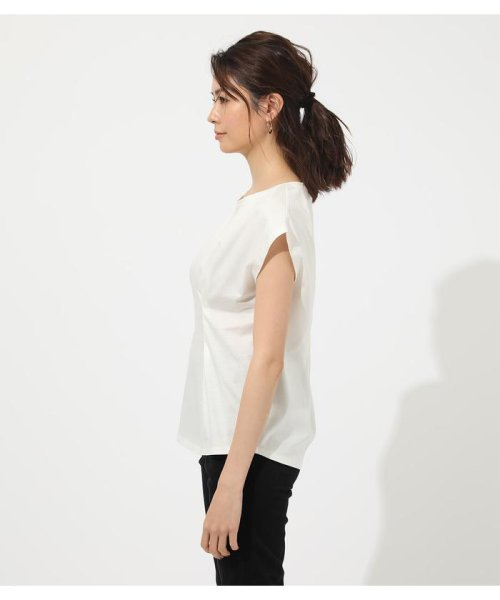 AZUL by moussy(アズールバイマウジー)/TUCK FRENCH TOPS/250CSJ80-719D_img04