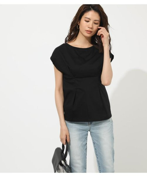 AZUL by moussy(アズールバイマウジー)/TUCK FRENCH TOPS/250CSJ80-719D_img09