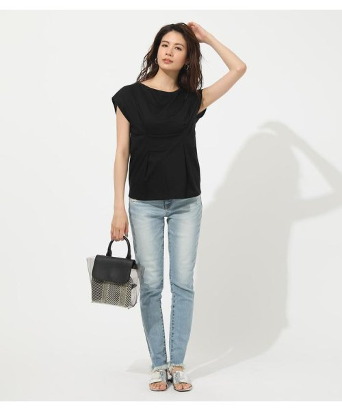 AZUL by moussy(アズールバイマウジー)/TUCK FRENCH TOPS/250CSJ80-719D_img10