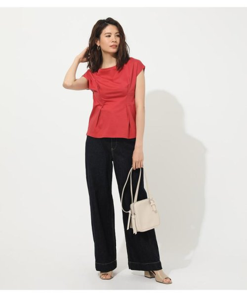 AZUL by moussy(アズールバイマウジー)/TUCK FRENCH TOPS/250CSJ80-719D_img18
