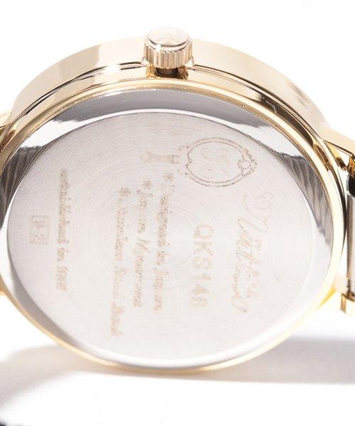SELECT(SELECT)/〈nattito/ナティート〉Bellows watch/ベローズウォッチ クレープ/35776908_img03
