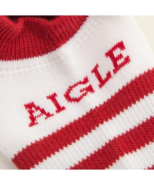 AIGLE UNISEX(エーグル ユニセックス)/ロゴカバーソックス/ZRA014J_img02