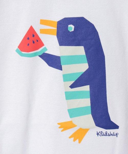 kladskap(クレードスコープ)/アニマルプリント半袖Tシャツ/5392205_img04