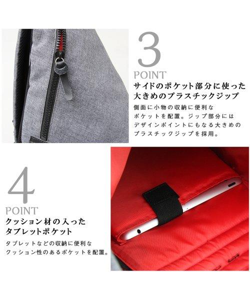 REGiSTA(レジスタ)/トライアングル口折れバックパック/三角リュック/537_img04