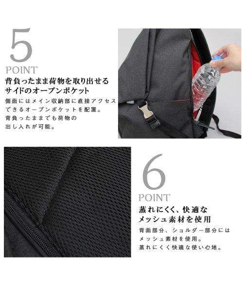 REGiSTA(レジスタ)/トライアングル口折れバックパック/三角リュック/537_img05
