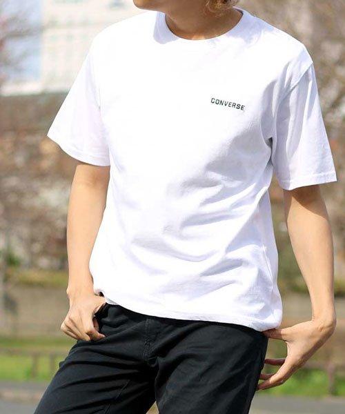 MARUKAWA(マルカワ)/【CONVERSE】コンバース ワンポイント 半袖Tシャツ/0112280937_img01