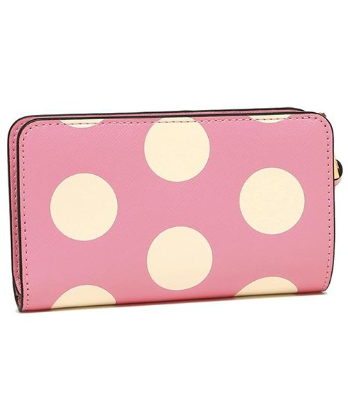 Marc Jacobs(マークジェイコブス)/MARC JACOBS M0014836 746 THE DOT SNAPSHOT  COMPACT WALLET レディース 二つ折り財布 ドット 水玉 /mjm0014836746_img02