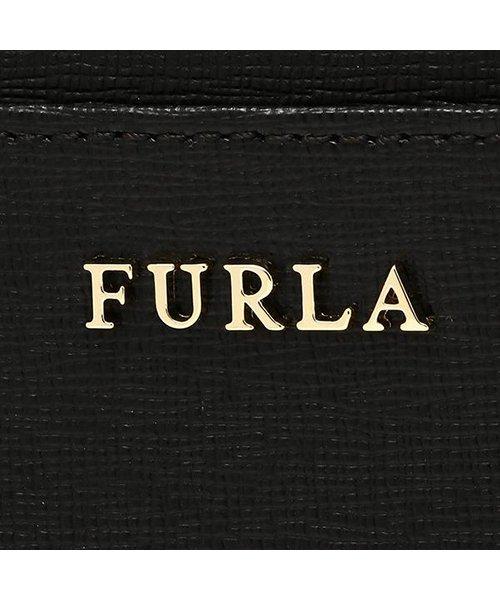 FURLA(フルラ)/ FURLA 907847 PR75 B30 O60 BABYLON M CREDIT CARD CASE バビロン 名刺入れ・カードケース 無地 ONYX 黒/fu907847_img06