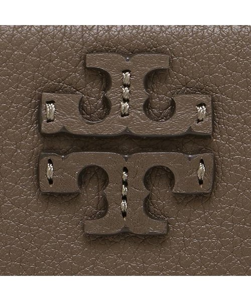 TORY BURCH(トリーバーチ)/TORY BURCH 52721 963 TAYLOR ZIP CONTINENTAL WALLET レディース 長財布 無地 SILVER MAPLE/tof52721963_img05