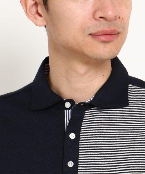 THE SHOP TK(ザ ショップ ティーケー)/【抗菌・防臭】ポリジンポロシャツ/20190161636704_img04