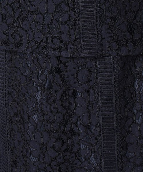 Mystrada(マイストラーダ)/【VERY 5月号掲載】レース切替タイトスカートセットアップ/39261040_img18