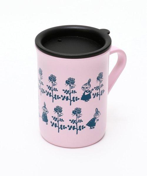 Afternoon Tea LIVING(アフタヌーンティー・リビング)/Moomin×AfternoonTea/蓋付き樹脂マグカップ/FR3519202570_img01