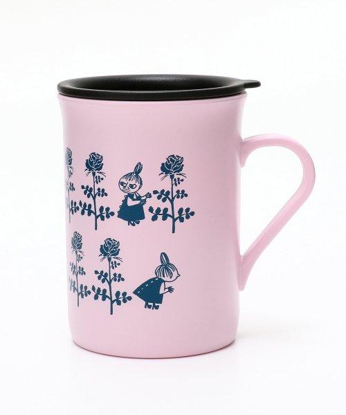 Afternoon Tea LIVING(アフタヌーンティー・リビング)/Moomin×AfternoonTea/蓋付き樹脂マグカップ/FR3519202570_img02