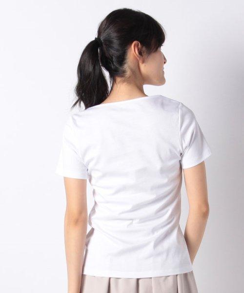 MISS J(ミス ジェイ)/【洗える】パイナップル ロゴTシャツ/630845_img03