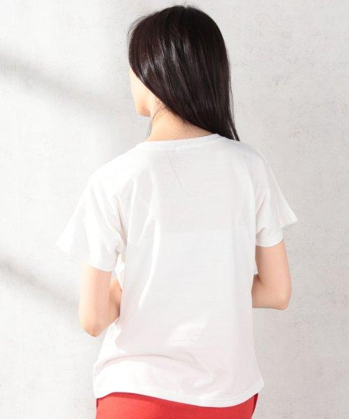 Afternoon Tea LIVING(アフタヌーンティー・リビング)/パフューム柄Tシャツ/GB5819204330_img02
