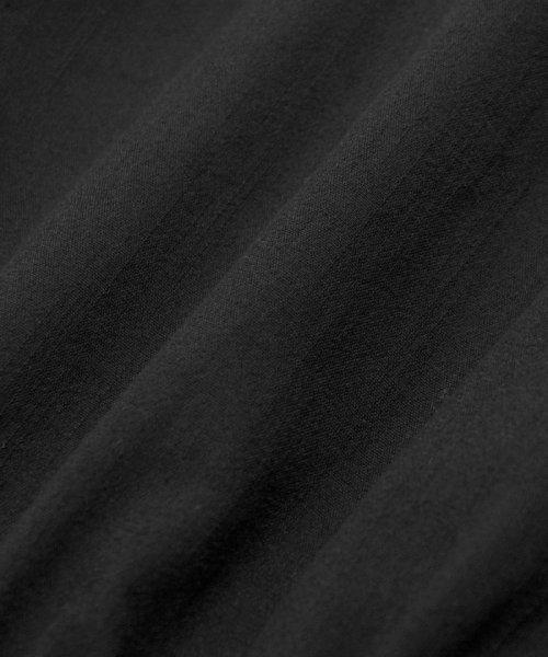 le.coeur blanc(ルクールブラン)/リネンライクフロントボタンフレンチワンピース/3095069738_img05