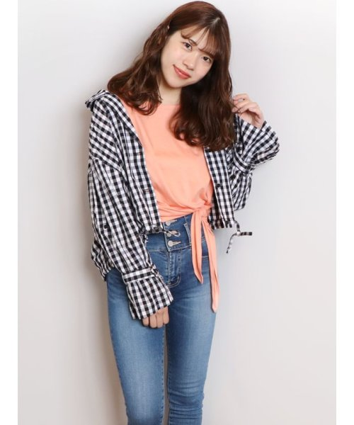 dazzlin(ダズリン)/basic ribon Tシャツ/021932700901_img21