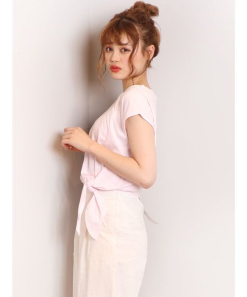 dazzlin(ダズリン)/basic ribon Tシャツ/021932700901_img26
