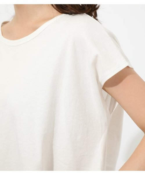 AZUL by moussy(アズールバイマウジー)/BACK TWIST FRENCH SLEEVE TOP/250CSA80-577F_img06