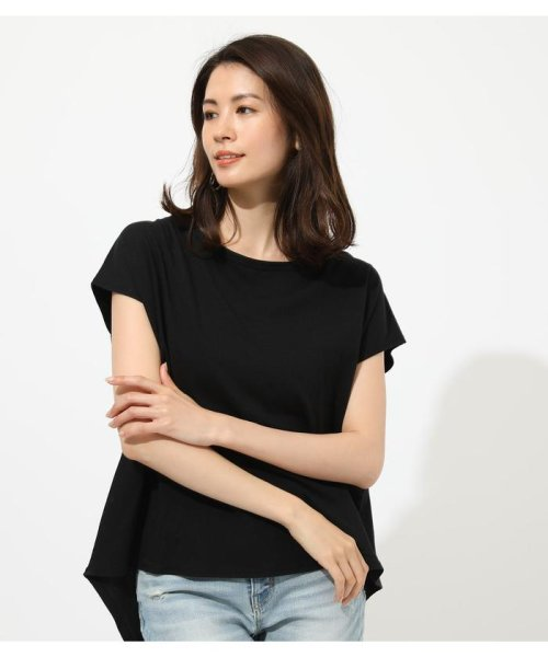 AZUL by moussy(アズールバイマウジー)/BACK TWIST FRENCH SLEEVE TOP/250CSA80-577F_img09