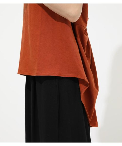 AZUL by moussy(アズールバイマウジー)/BACK TWIST FRENCH SLEEVE TOP/250CSA80-577F_img23