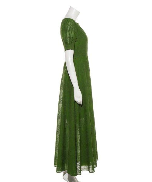 FRAY I.D(フレイ アイディー)/アイレット刺繍ドレス/FWFO192602_img04