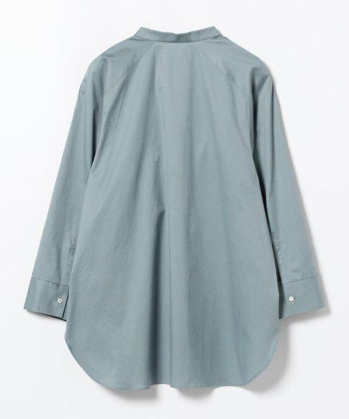 Demi-Luxe BEAMS(デミルクスビームス)/Demi-Luxe BEAMS / コットン オーバーシャツ/68110280002_img07