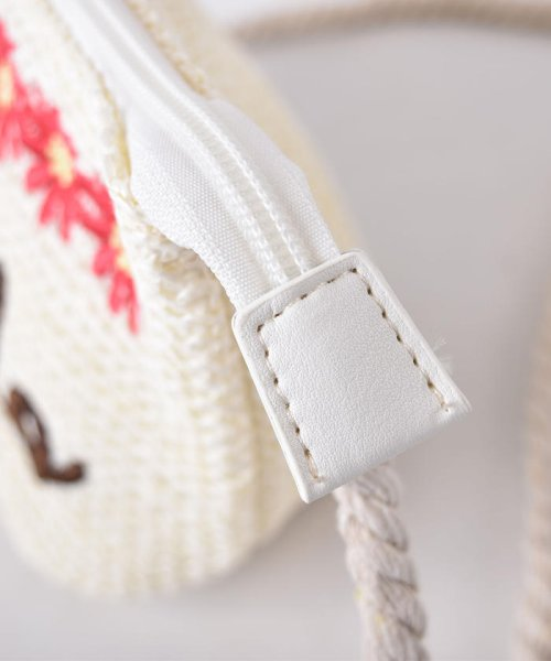 B de R(ビーデアール)/【カタログ掲載】花刺繍ポシェット/197413005_img03