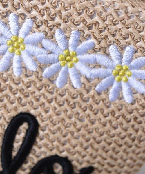 B de R(ビーデアール)/【カタログ掲載】花刺繍ポシェット/197413005_img06