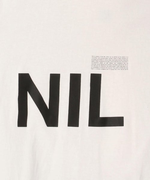 LHP(エルエイチピー)/NILOS/ニルズ/NIL TEE/552191060-60_img05
