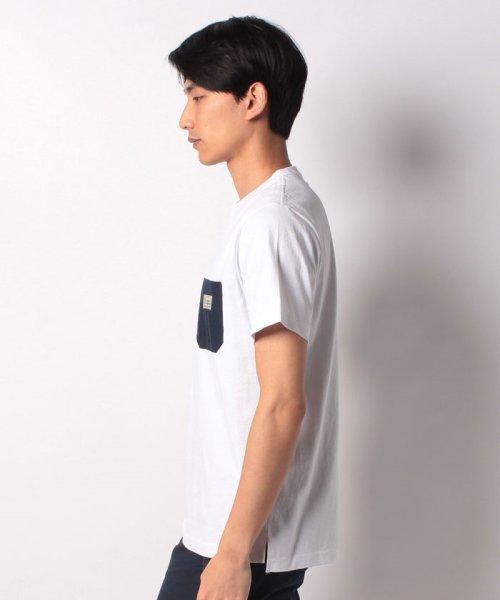 MARUKAWA(マルカワ)/【SMITH'S AMERICAN】スミスアメリカン ポケット 半袖Tシャツ/0112280950_img01