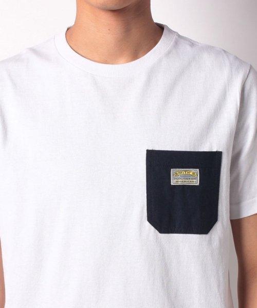 MARUKAWA(マルカワ)/【SMITH'S AMERICAN】スミスアメリカン ポケット 半袖Tシャツ/0112280950_img03
