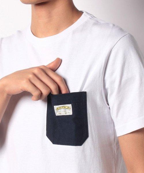 MARUKAWA(マルカワ)/【SMITH'S AMERICAN】スミスアメリカン ポケット 半袖Tシャツ/0112280950_img04